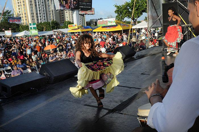 Tambuyé en el Festival de Claridad/26 febrero-1 marzo 2015