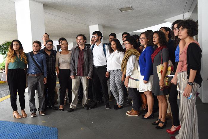Miembros del CNN. (Ricardo Alcaraz/ Diálogo)