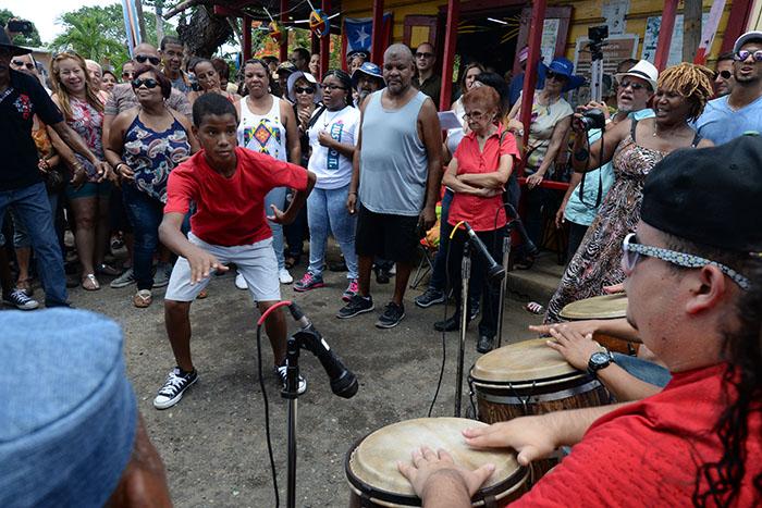 Fiestas de Santiago Apóstol de Loíza/26 julio 2015