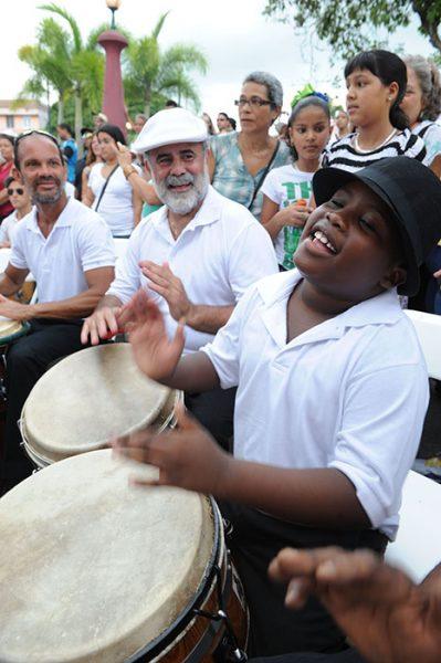 IV Encuentro de Tambores, en Juncos/2 de septiembre 2013