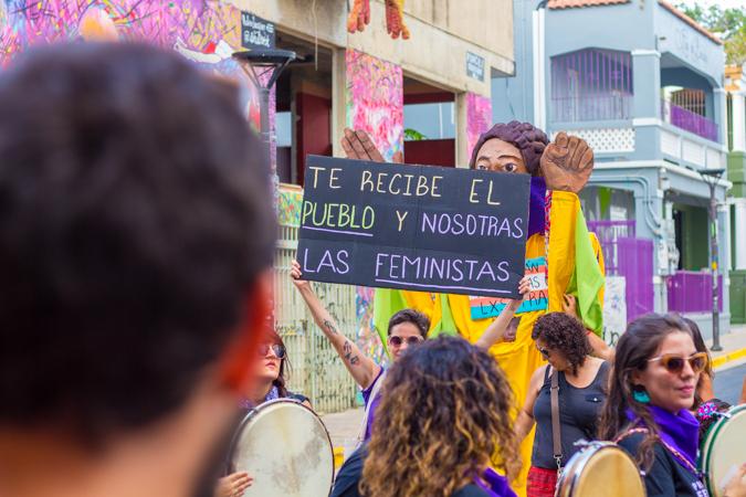 Marea Feminista (Carla M. Pérez/Diálogo)