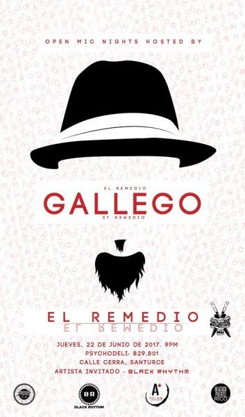 Diseño del afiche El Remedio: A+Films.