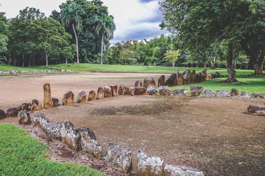 Parque Caguana - Utuado